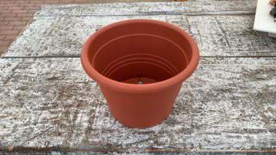 Vaso in Plastica Diametro 18