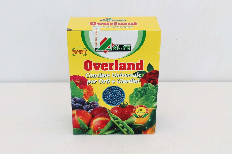 Concime Granulare per Ortaggi Overland 1kg