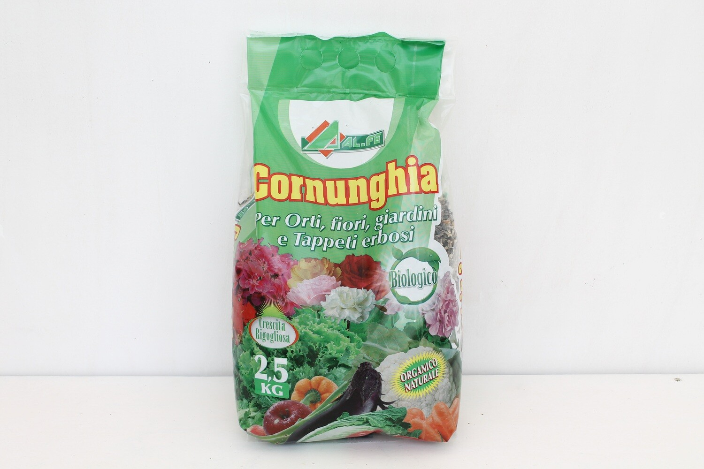 CORNUNGHIA Concime Organico Granulare