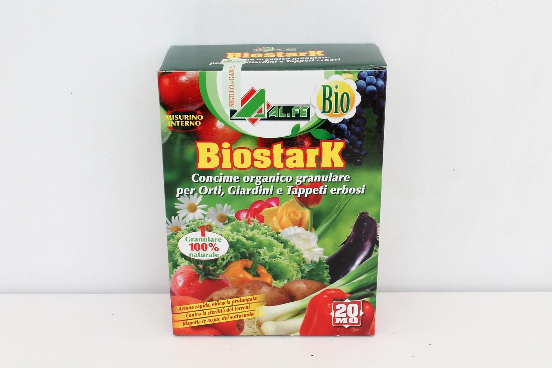 Concime Biologico Biostark 1Kg