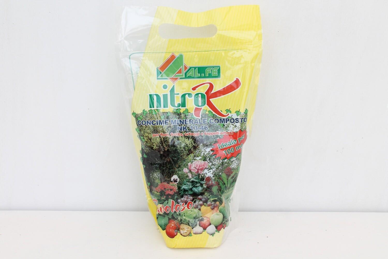 Concime Granulare Nitro K ( Mantenimento Fiore Frutto ) ( Fiori e Ortaggi )