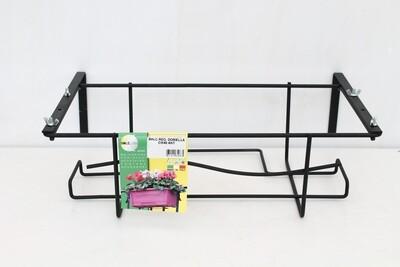 Balconiera Doriella Regolabile in Metallo ( PortaBalconetta ) 40CM