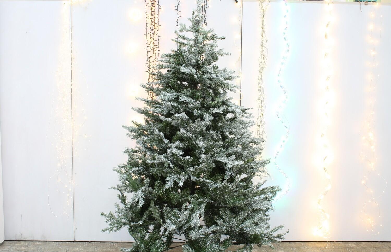 Albero di Natale Oxford Ghiacciato