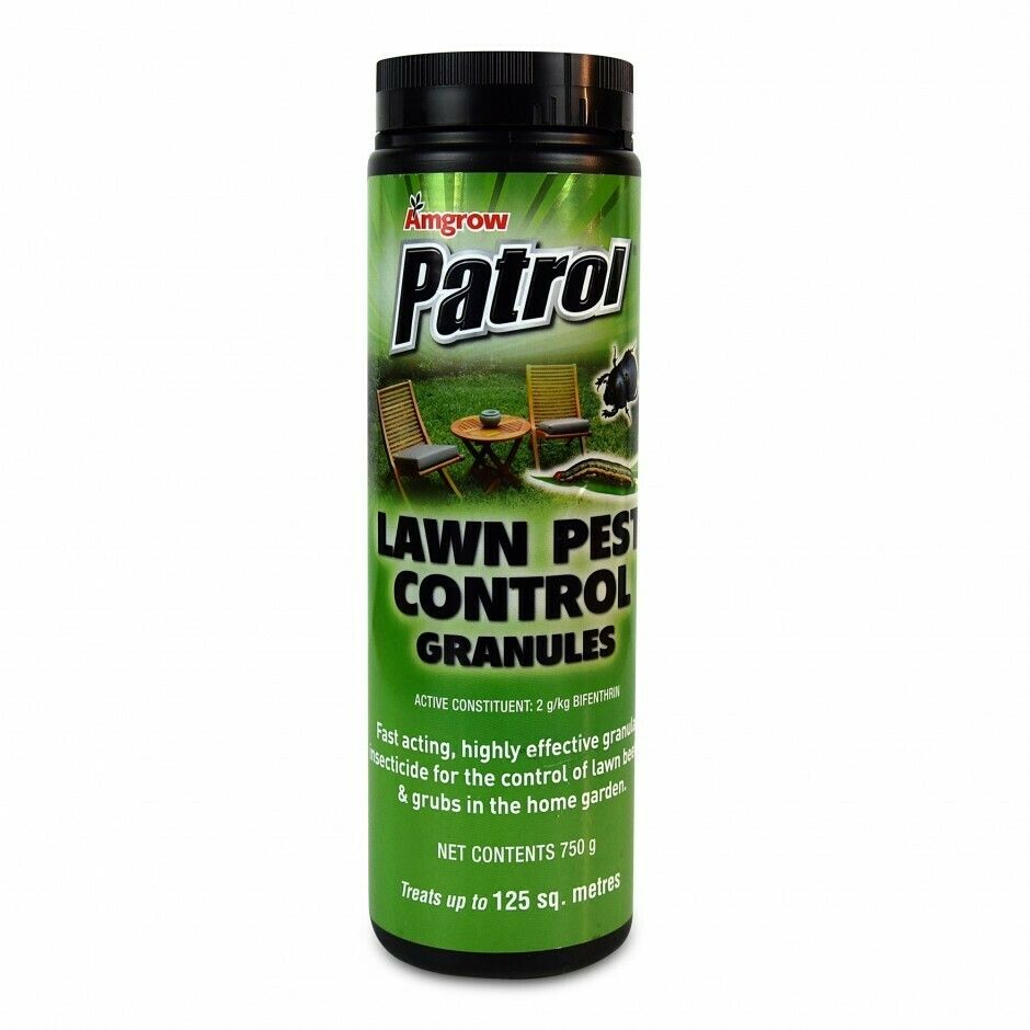 Amgrow Patrol Lawn Pest Control Granules
