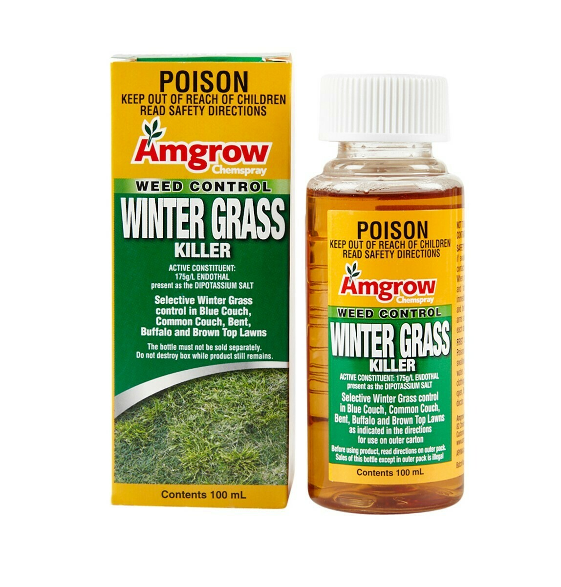 Amgrow Winter Grass Killer