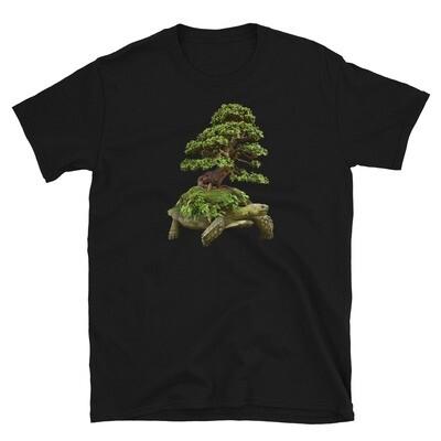 Little Jade Bonsai Tortoise Unisex T-Shirt