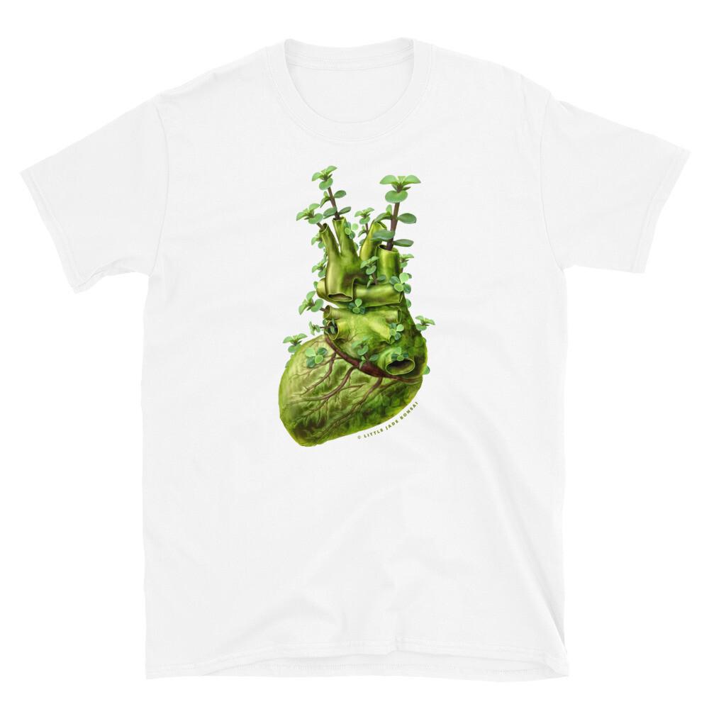 The Heart Of Little Jade Bonsai Unisex T Shirt