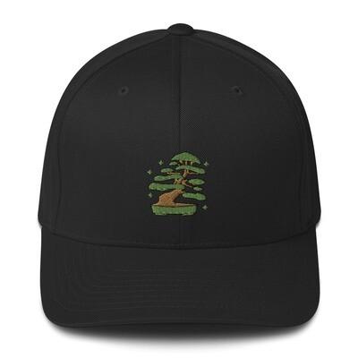 Little Jade Bonsai Structured Twill Cap