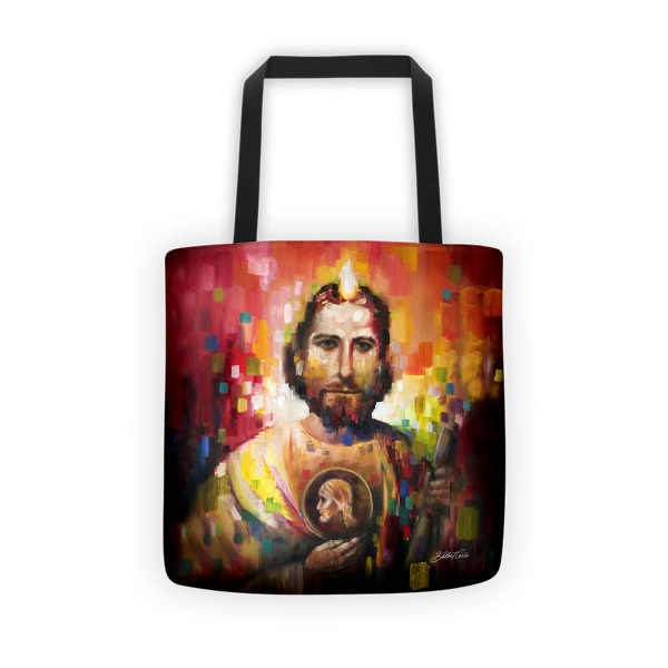 St. Jude Tote bag