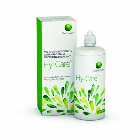 Hy-care soluzione unica con Acido Ialuronico