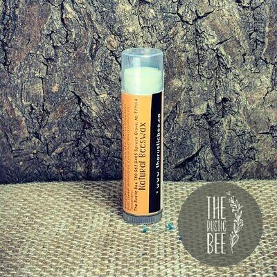 Natural Beeswax Beeswax Lip Balm Tube 4g