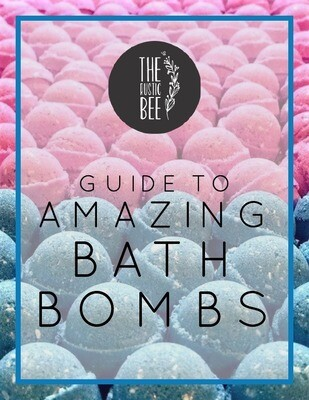 Guide to AMAZING Bath Bombs