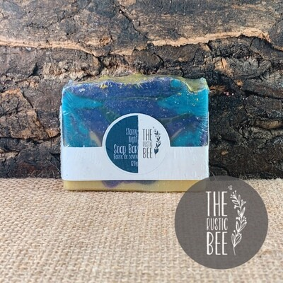 Starry Night Handmade Soap 120g