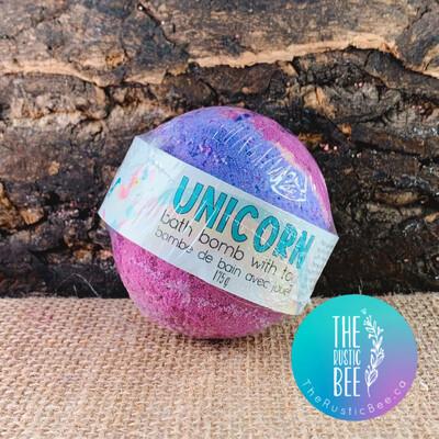 Unicorn Toy Fizzy Bath Bomb