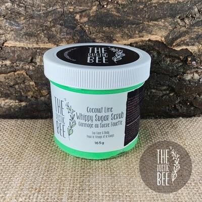 Coconut Lime Whippy Sugar Scrub 265g