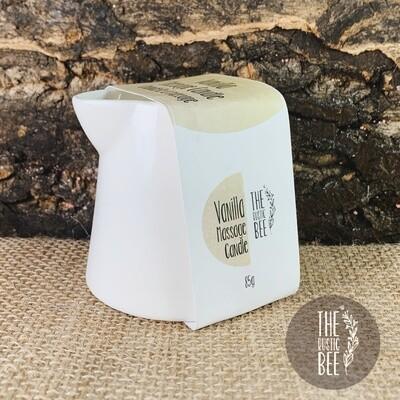 Vanilla Lotion Massage Candle