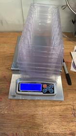 Wax Melt Display Trays