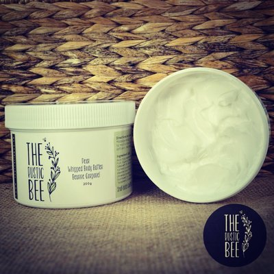 Pear Whipped Body Butter 220g Jar