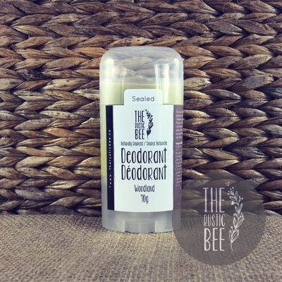 Woodland Naturally Sourced Deodorant 70g