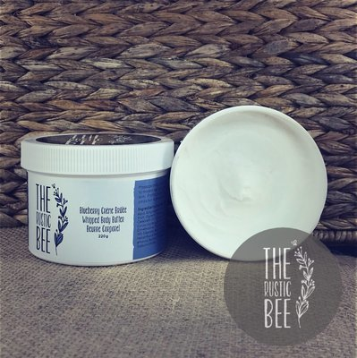 Blueberry Creme Brulee Whipped Body Butter 220g Jar
