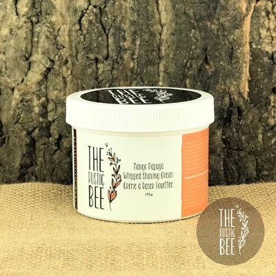 Mango Papaya Whipped Shaving Cream 175g