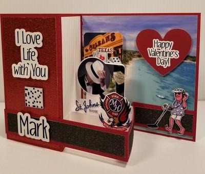 Custom Valentine Card