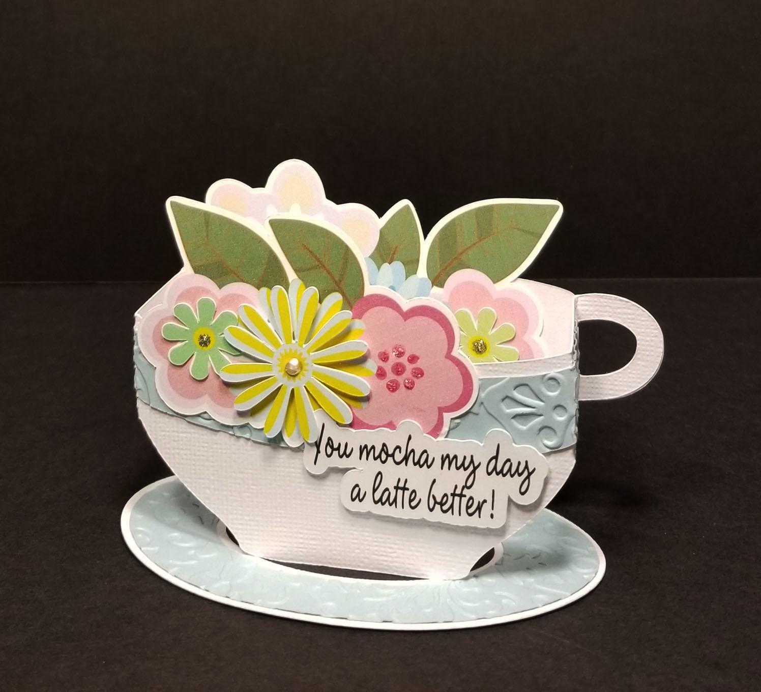 Teacup Thank You