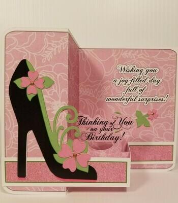 High Heel Birthday
