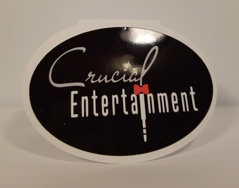 CUSTOM Crucial Entertainment Thank You