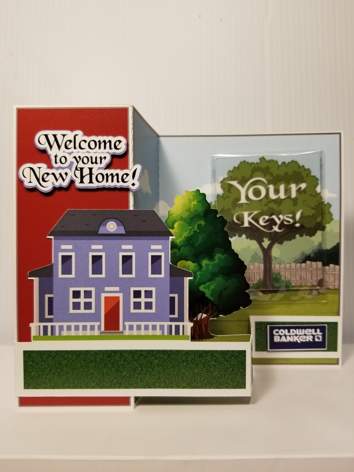 Realtor KEY Cards