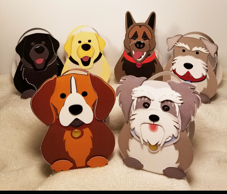 Dog treat baskets