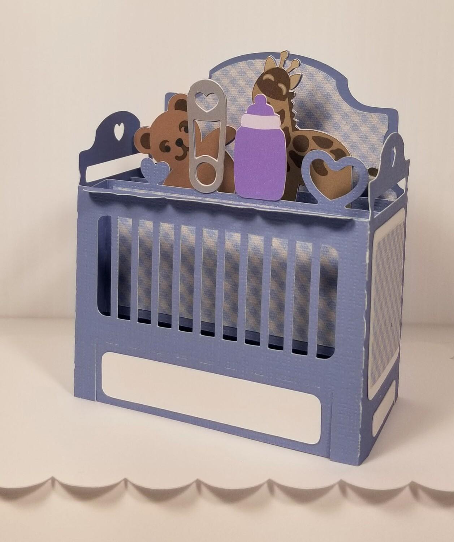 Baby Crib- BOY