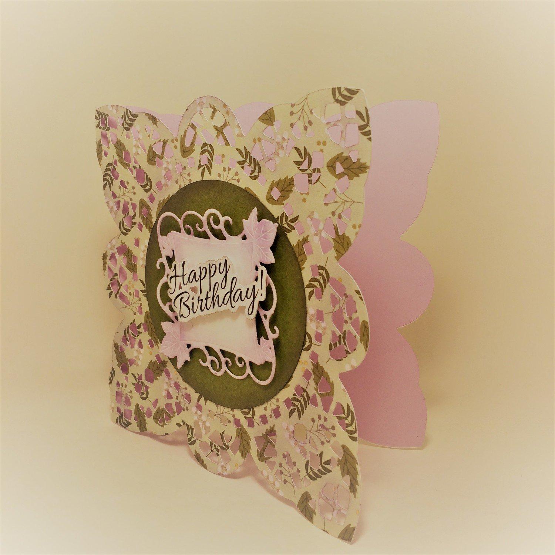 Lacey Birthday Card