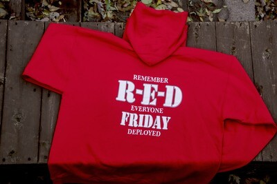 R.E.D (Remember Everyone Deployed)