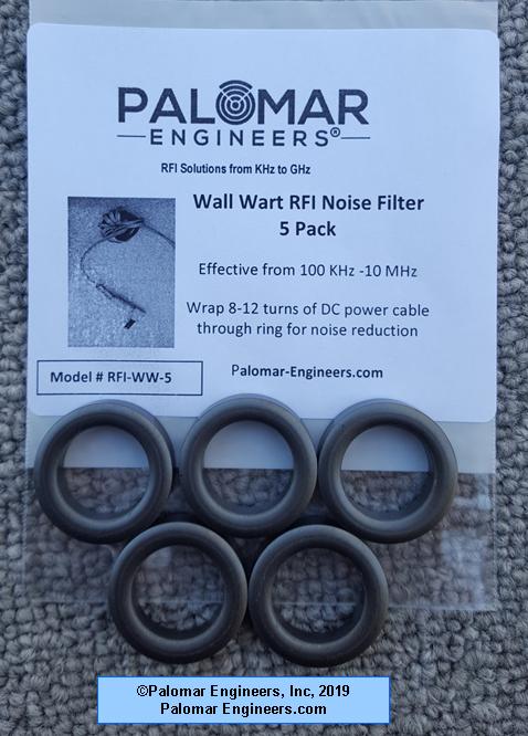 1008627775 - Wall Wart RFI Noise Filter