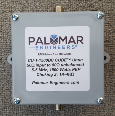 1023702761 - Common Mode Noise Filter - Coax