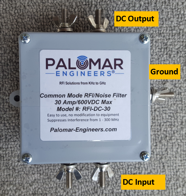 1025194824 - Wall Wart RFI Noise Filter
