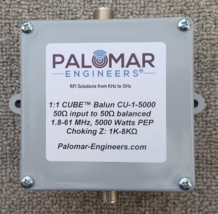 1032773779 - 1:1 CUBE™ Baluns/Ununs/Chokes
