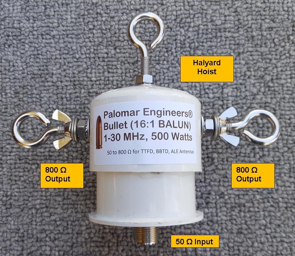 1035504052 - Bullet(TM) Baluns/Ununs