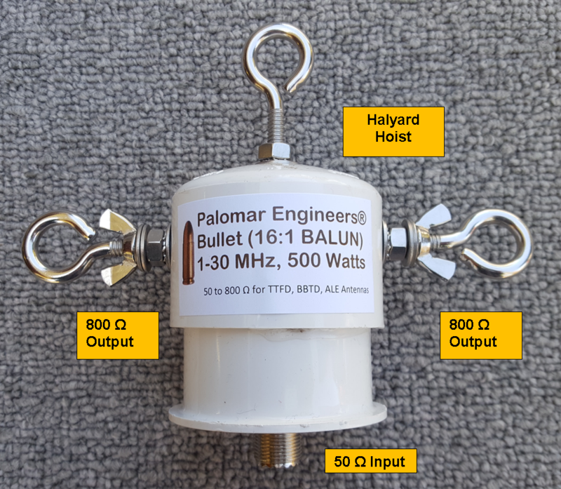 1035504053 - Bullet(TM) Baluns/Ununs