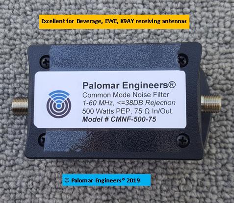 1056834579 - Common Mode Noise Filter - Coax