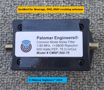 1056834581 - Common Mode Noise Filter - Coax
