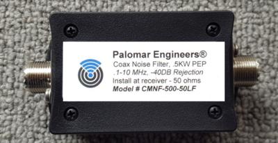 1161713764 - Common Mode Noise Filter - Coax