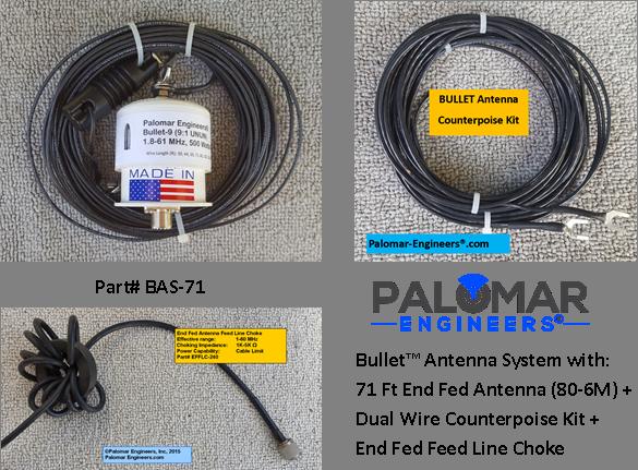 1220804582 - Bullet(TM) Baluns/Ununs