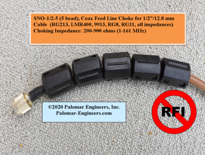 1263818771 - Tube Feed Line Chokes