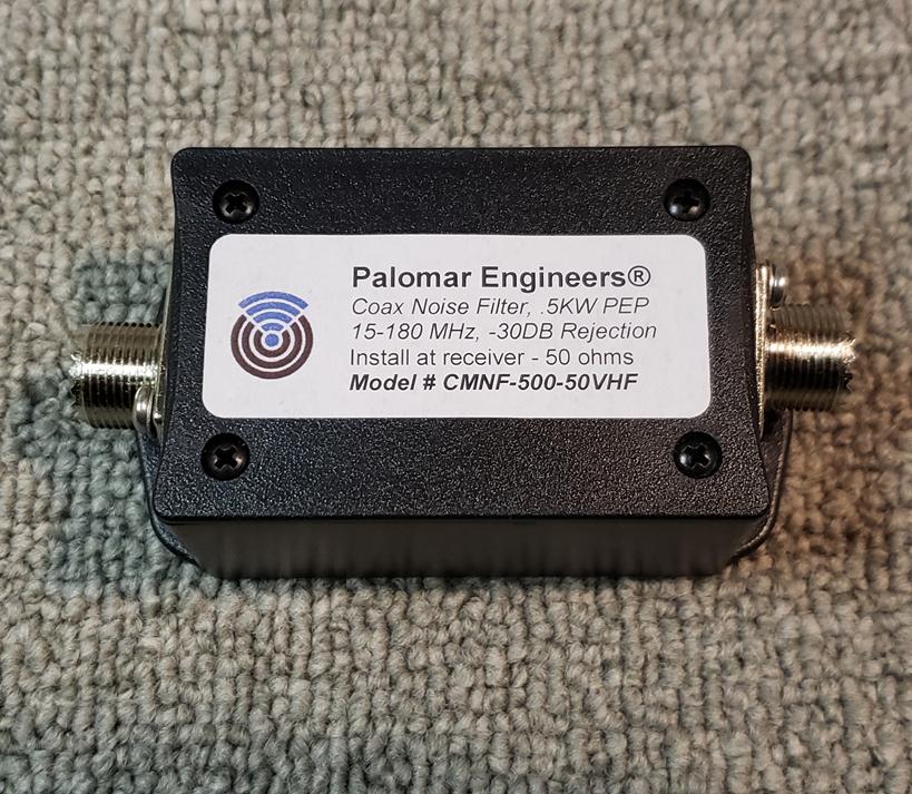 1268916247 - Common Mode Noise Filter - Coax
