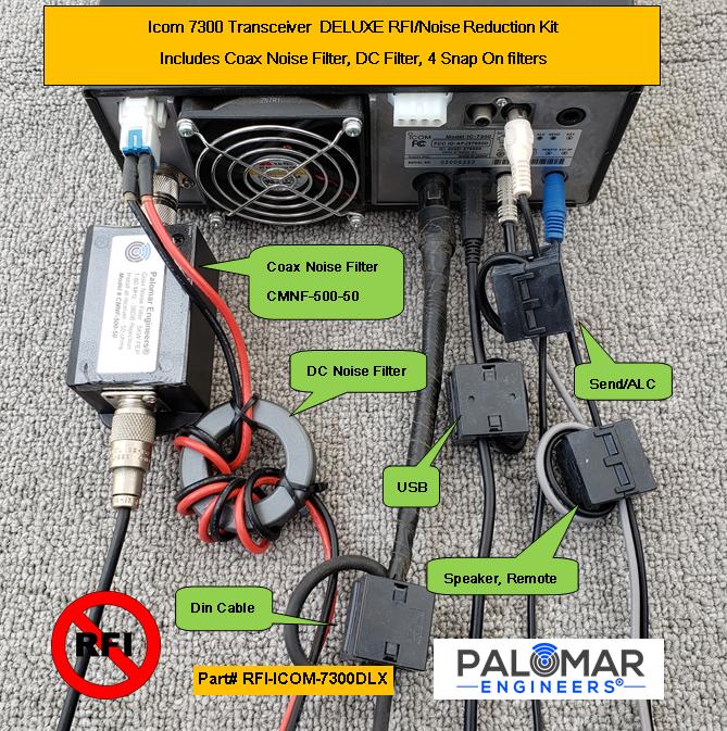 1332224053 - Transceiver RFI Kits