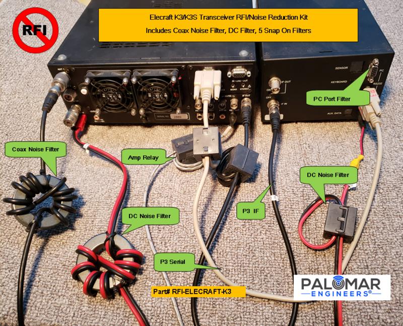 1346529454 - Transceiver RFI Kits