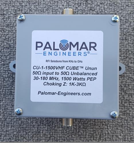 1622279028 - 1:1 CUBE™ Baluns/Ununs/Chokes