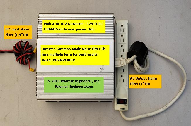 1725564653 - Wall Wart RFI Noise Filter